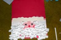 Дед Мороз из бумаги: зимние поделки своими руками (5)