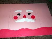 Дед Мороз из бумаги: зимние поделки своими руками (13)