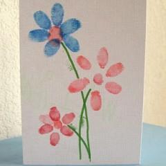 Большие цветы из бумаги весеннее