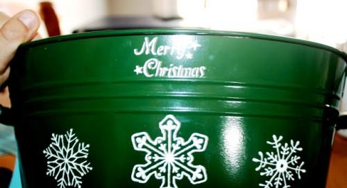 Как сделать новогодние украшения - украшения на Новый Год своими руками (1)
