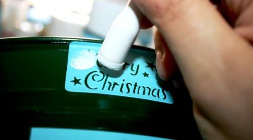 Как сделать новогодние украшения - украшения на Новый Год своими руками (6)