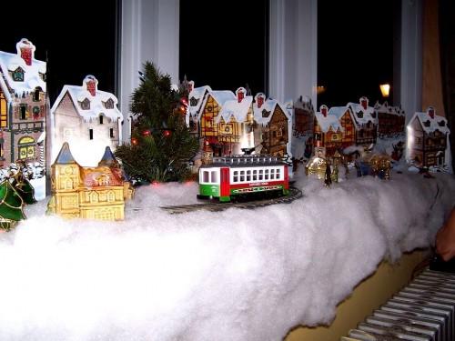 Поделки домики на новый год своими руками