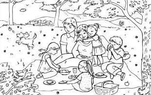 Конфеты раскраска для детей