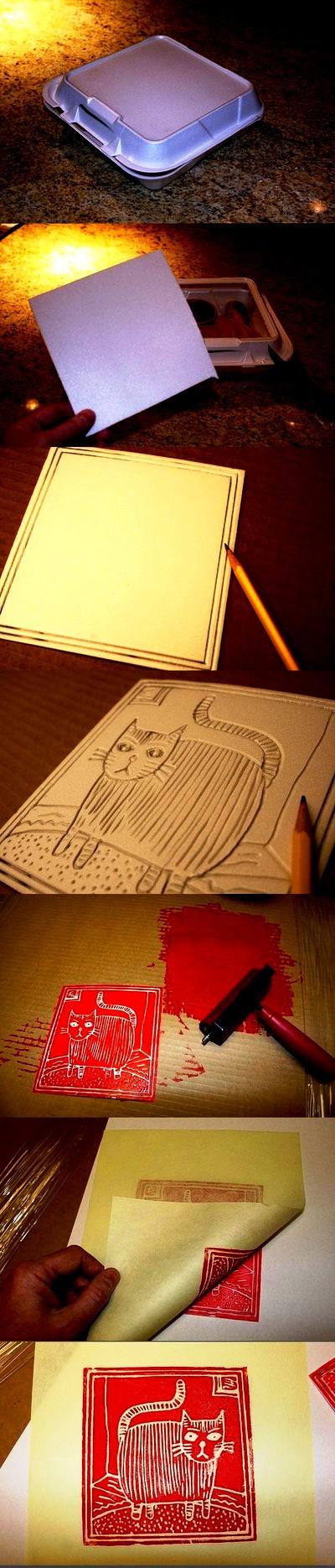 Рисунок своими руками - рисунок для печати (1)