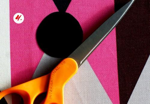 Как делать цветы из бумаги - сделать светильник своими руками (6)