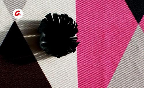 Как делать цветы из бумаги - сделать светильник своими руками (8)