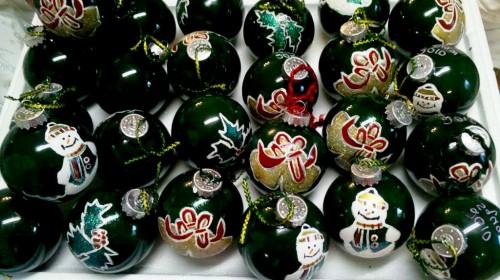Новогодние игрушки мастер класс - изготовление новогодней игрушки (1)