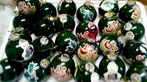 Новогодние игрушки мастер класс - изготовление новогодней игрушки (15)