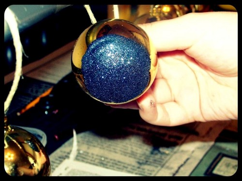 Новогодние шарики - новогодний декор (4)