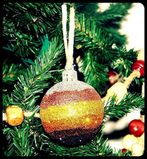 Новогодние шарики - новогодний декор (7)