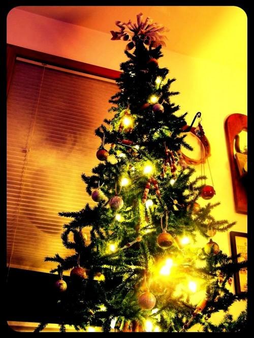 Новогодние шарики - новогодний декор (9)