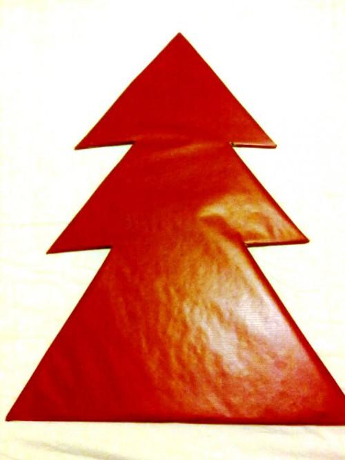 Новогодняя елка своими руками - как сделать елку своими руками (6)