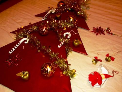 Сделать новогоднюю елочку своими руками из бумаги