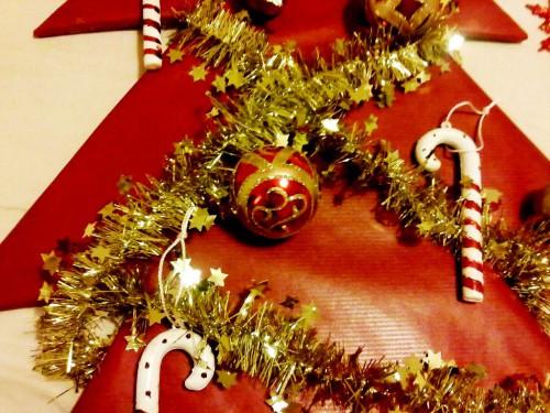 Новогодняя елка своими руками - как сделать елку своими руками (12)