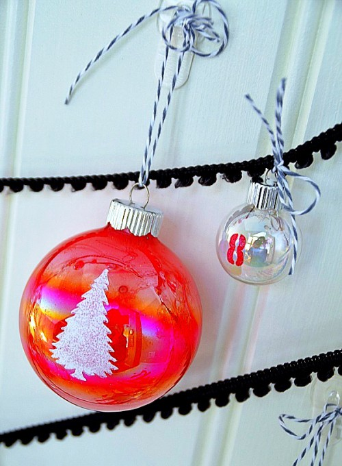 Новогодняя елочка своими руками - елка поделка своими руками (2)