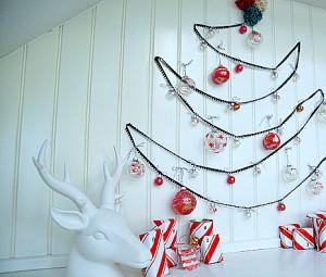 Новогодняя елочка своими руками - елка поделка своими руками (3)
