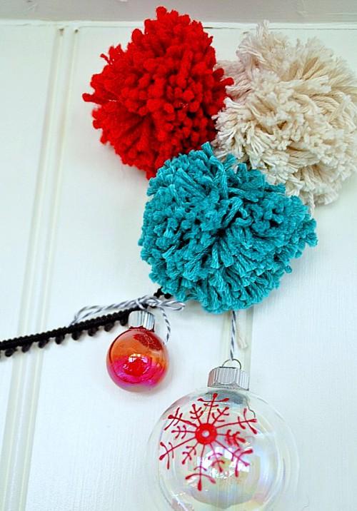 Новогодняя елочка своими руками - елка поделка своими руками (9)