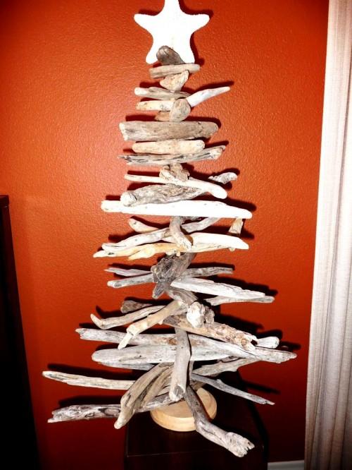 Оригинальные ёлки - рождественская елка (9)