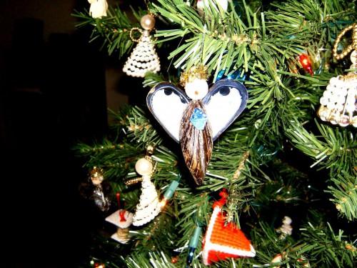 Рождественские украшения - украшения новогодней елки (1)