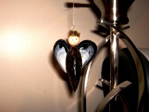 Рождественские украшения - украшения новогодней елки (2)