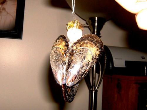 Рождественские украшения - украшения новогодней елки (5)