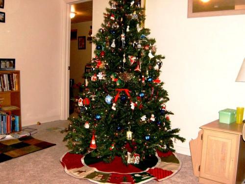 Рождественские украшения - украшения новогодней елки (6)