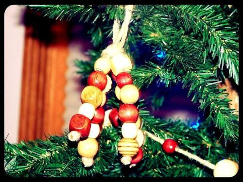Украшения для новогодней елки - новогоднее украшение своими руками (1)