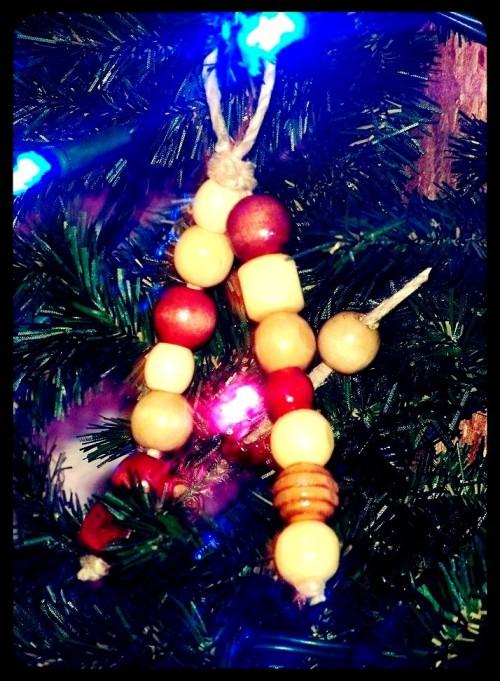Украшения для новогодней елки - новогоднее украшение своими руками (6)