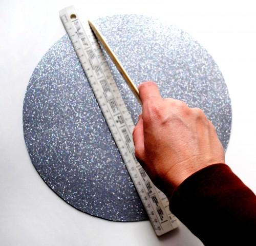 Новогодний подарок своими руками - украшения ручной работы (2)