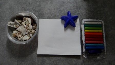 Поделки из ракушек для детей -Мастер-класс (10)