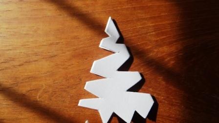 Бумажная снежинка - Трафареты снежинок (6)