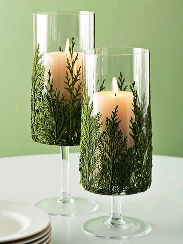 Декорирование свечей - делаем свечи в домашних условиях (1)
