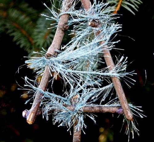 Как красиво украсить елку - украшения ёлки (1)