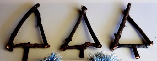 Как красиво украсить елку - украшения ёлки (3)