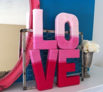 Как сделать валентинку - декор на день Святого Валентина (9)