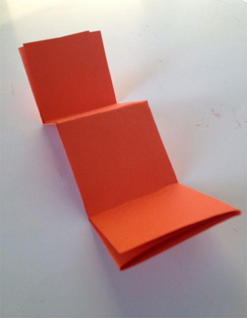 Монстр из бумаги - поделки оригами для детей (5)