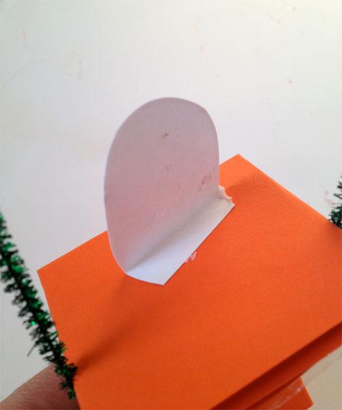 Монстр из бумаги - поделки оригами для детей (7)