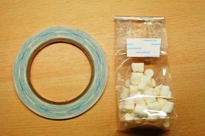 Новогодняя упаковка для конфет - мастер класс (2)