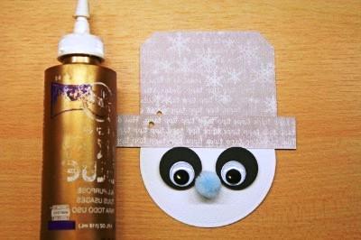Новогодняя упаковка для конфет - мастер класс (7)