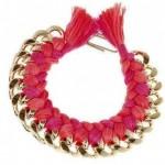 Ожерелье своими руками - стильное украшение за 10 минут