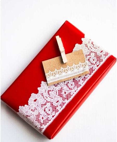 Оформление новогодних подарков - идеи упаковки подарков (2)