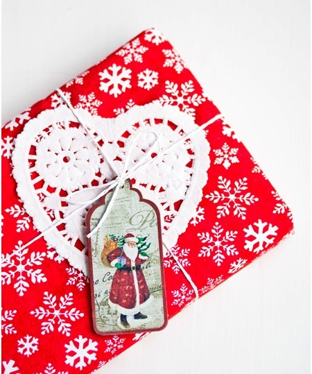 Оформление новогодних подарков - идеи упаковки подарков (3)
