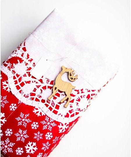 Оформление новогодних подарков - идеи упаковки подарков (5)