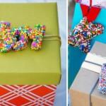 Упаковка для детских подарков – оригинально и просто
