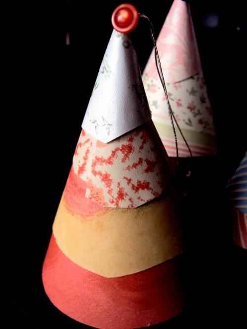 Елки своими руками мастер класс - изготовление елки (2)