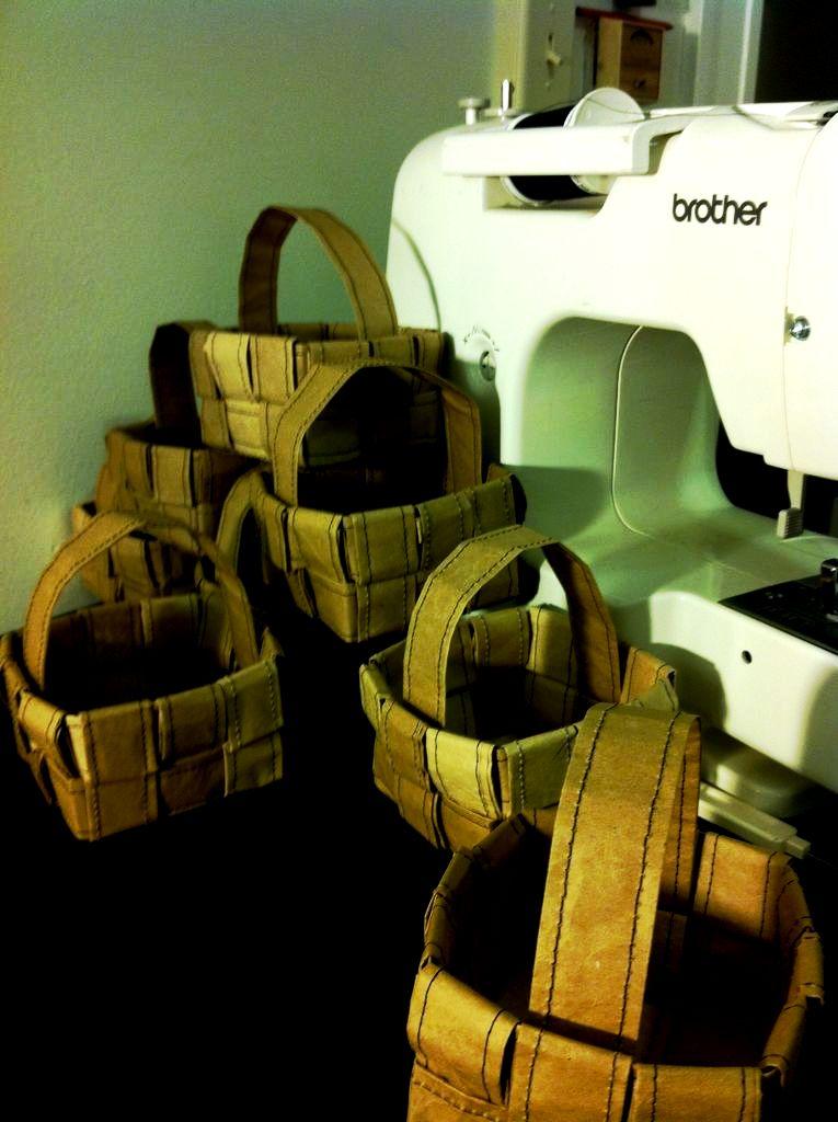 Плетение корзинок для новичков