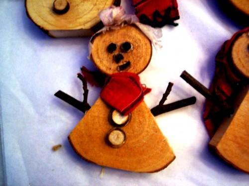 Веселый Новый Год - новогодние снеговики (3)