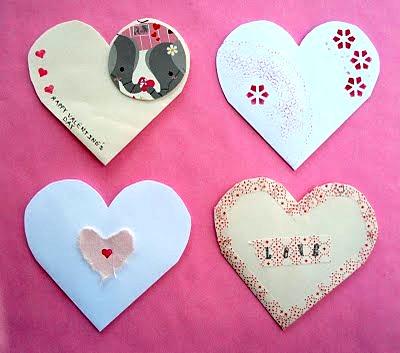 Подарок на 14 февраля - конверт-сердце (1)