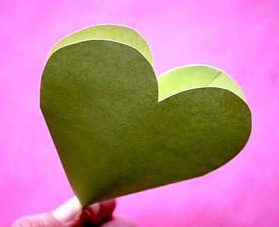 Подарок на 14 февраля - конверт-сердце (4)