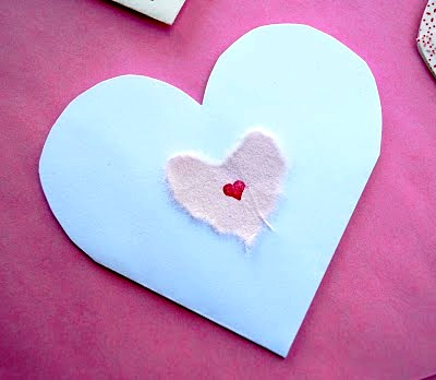 Подарок на 14 февраля - конверт-сердце (5)